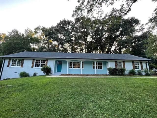 1256 Longwood Drive SW, Marietta, GA 30008 (MLS #6934058) :: North Atlanta Home Team