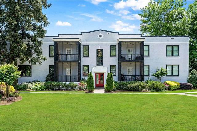 120 Peachtree Memorial Drive 78-2, Atlanta, GA 30309 (MLS #6934067) :: AlpharettaZen Expert Home Advisors