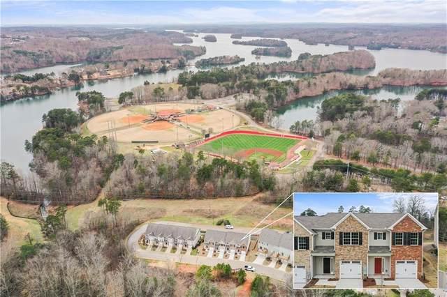 1522 Bluff Valley Circle #38, Gainesville, GA 30504 (MLS #6934075) :: North Atlanta Home Team