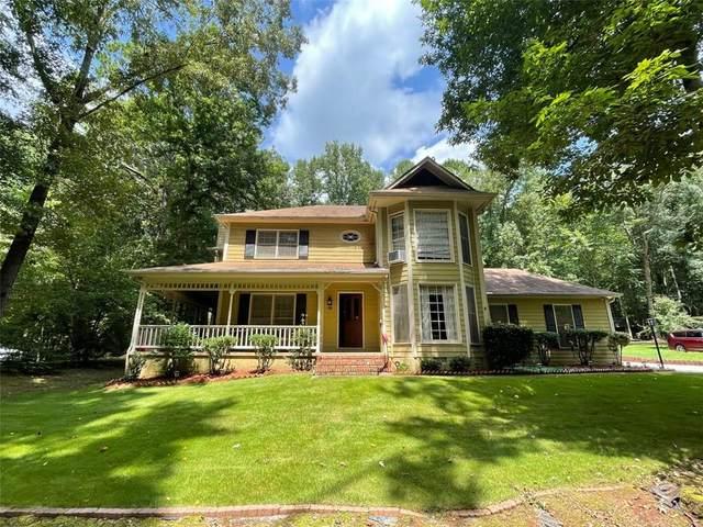 220 Princeton Trace, Fayetteville, GA 30214 (MLS #6934076) :: North Atlanta Home Team