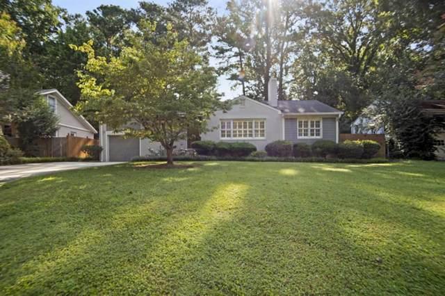 631 Wendan Drive, Decatur, GA 30033 (MLS #6934154) :: North Atlanta Home Team
