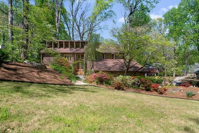 411 Vinewood Point, Marietta, GA 30068 (MLS #6934275) :: North Atlanta Home Team