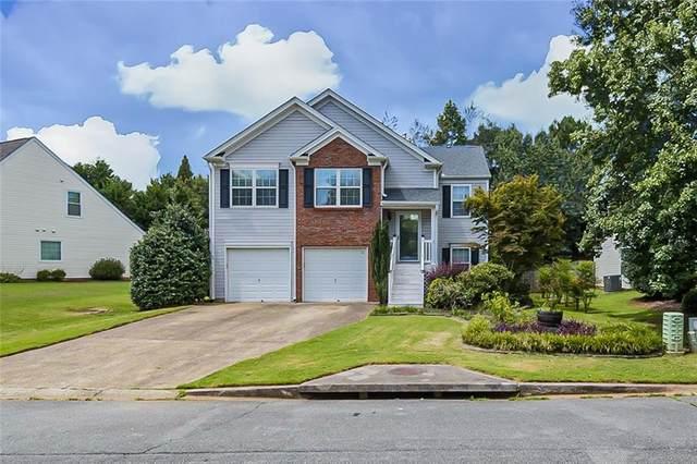 241 Carrington Way, Canton, GA 30115 (MLS #6934308) :: North Atlanta Home Team
