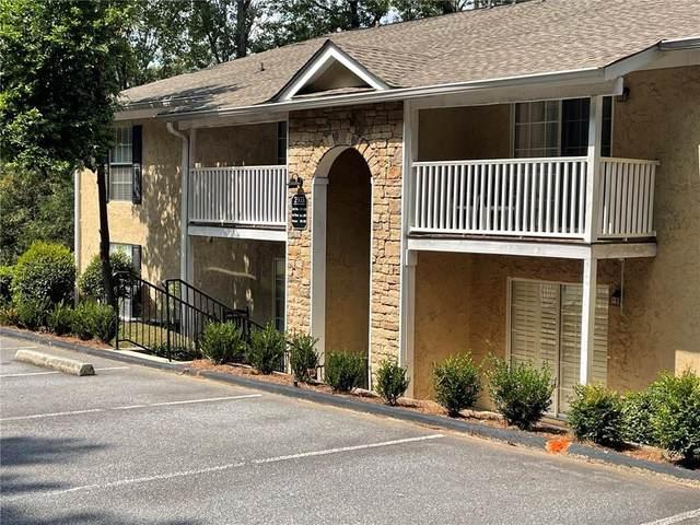 2955 Seven Pines Lane #204, Atlanta, GA 30339 (MLS #6934315) :: Virtual Properties Realty