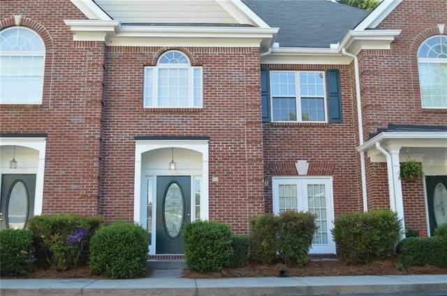 2075 Pine Tree Drive D-3, Buford, GA 30518 (MLS #6934346) :: North Atlanta Home Team