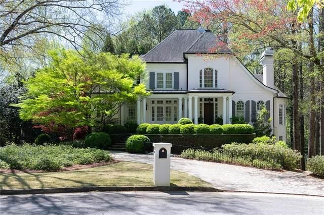 2780 Carmon On Wesley NW, Atlanta, GA 30327 (MLS #6934369) :: North Atlanta Home Team