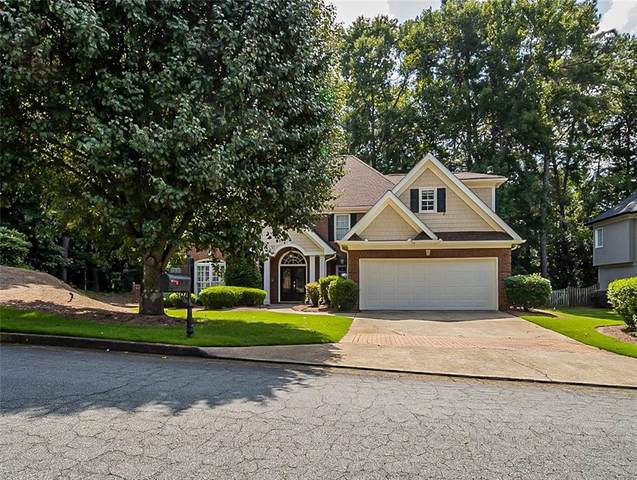 2842 Baccurate Drive, Marietta, GA 30062 (MLS #6934384) :: North Atlanta Home Team