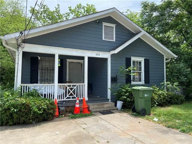 1676 Lakewood Avenue SE, Atlanta, GA 30315 (MLS #6934396) :: RE/MAX Paramount Properties