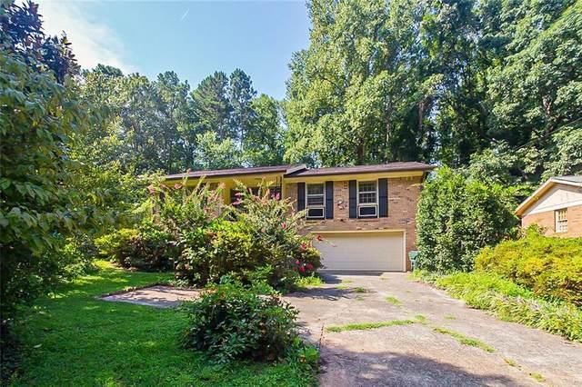 2499 Kennesaw Drive NW, Kennesaw, GA 30152 (MLS #6934428) :: North Atlanta Home Team