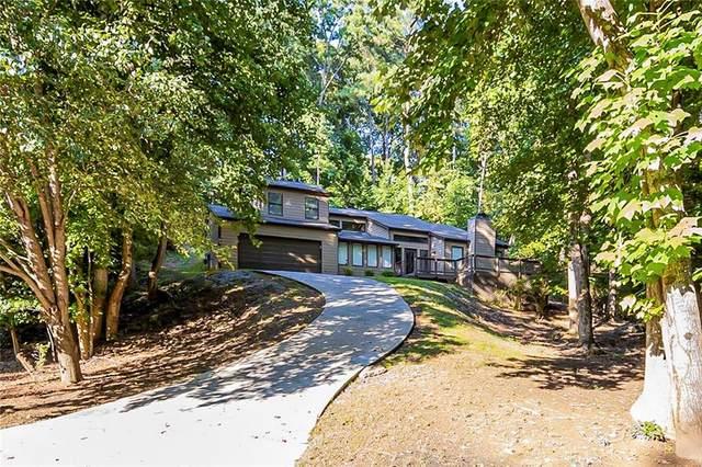 100 Lake Top Court, Roswell, GA 30076 (MLS #6934490) :: North Atlanta Home Team