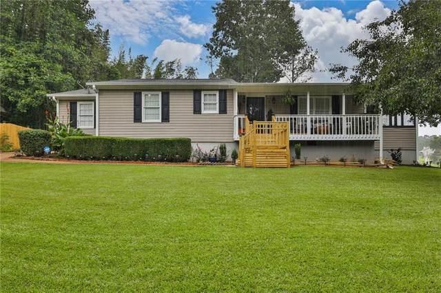 75 N Lakeside Drive N, Ellenwood, GA 30294 (MLS #6934503) :: North Atlanta Home Team