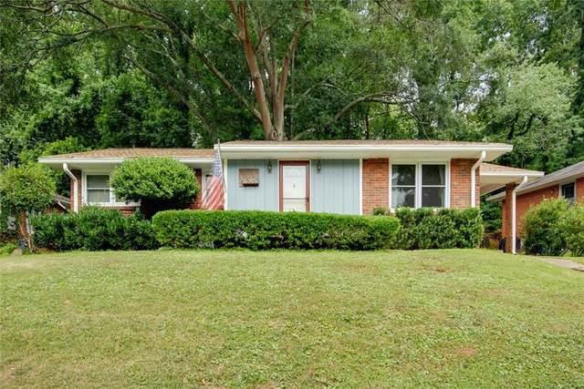 2482 Hunting Valley Drive, Decatur, GA 30033 (MLS #6934535) :: North Atlanta Home Team