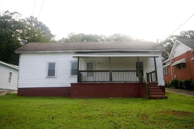 124 Perkins Street NE, Rome, GA 30161 (MLS #6934536) :: Evolve Property Group