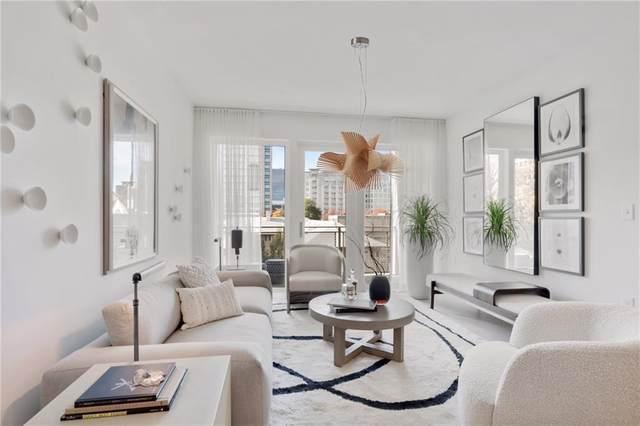 775 Juniper Street NE #419, Atlanta, GA 30308 (MLS #6934551) :: AlpharettaZen Expert Home Advisors