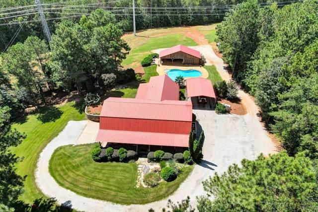 155 Cavender Creek Road, Carrollton, GA 30116 (MLS #6934576) :: North Atlanta Home Team
