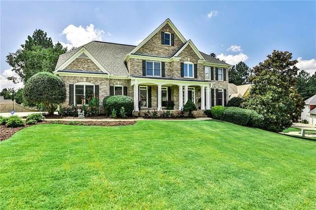 165 Dew Mist Lane, Acworth, GA 30101 (MLS #6934673) :: Atlanta Communities Real Estate Brokerage
