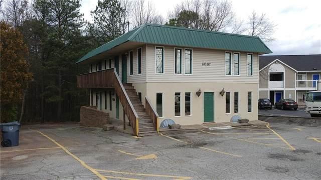6087 NE Buford Highway, Norcross, GA 30071 (MLS #6934699) :: Virtual Properties Realty