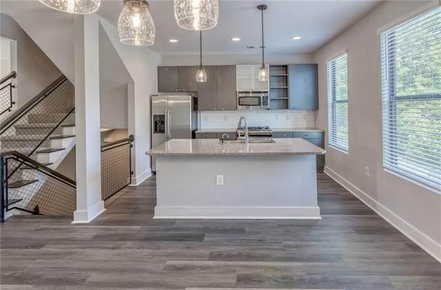 2030 Main Street NW #304, Atlanta, GA 30318 (MLS #6934700) :: Kennesaw Life Real Estate