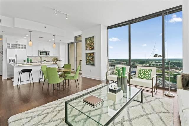270 17th Street NW #3510, Atlanta, GA 30363 (MLS #6934748) :: Atlanta Communities Real Estate Brokerage