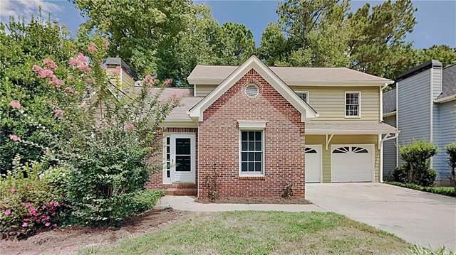 130 Whisperwood Lane NW, Marietta, GA 30064 (MLS #6934879) :: Kennesaw Life Real Estate