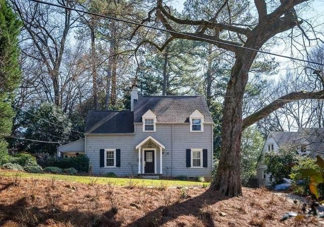 58 25th Street NW, Atlanta, GA 30309 (MLS #6934921) :: AlpharettaZen Expert Home Advisors