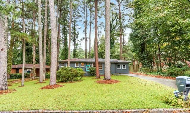 3354 Pinehill Drive, Decatur, GA 30032 (MLS #6935057) :: Dawn & Amy Real Estate Team