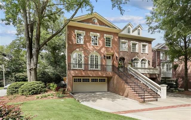 604 Timm Valley Road NE A, Atlanta, GA 30305 (MLS #6935116) :: Virtual Properties Realty