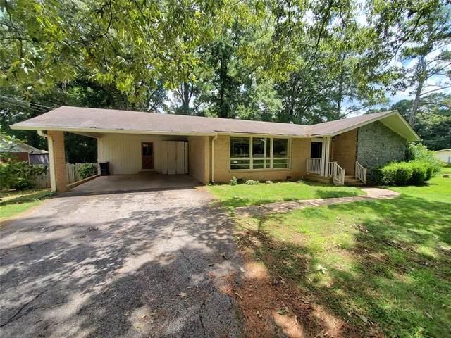 102 Summit Drive, Griffin, GA 30224 (MLS #6935118) :: North Atlanta Home Team