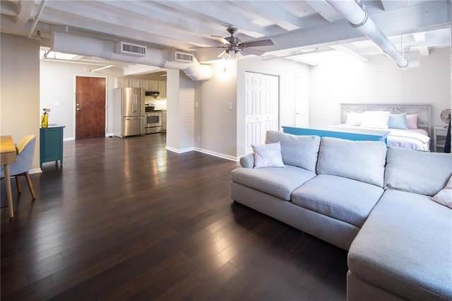 32 Peachtree Street NW #1703, Atlanta, GA 30303 (MLS #6935183) :: Good Living Real Estate