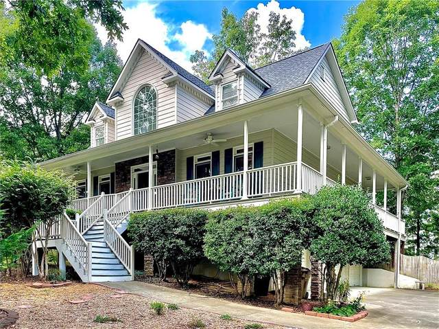 54 Bucky Street, Euharlee, GA 30145 (MLS #6935222) :: Path & Post Real Estate
