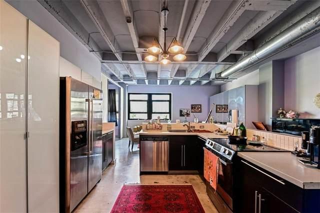 878 Peachtree Street NE #512, Atlanta, GA 30309 (MLS #6935230) :: Atlanta Communities Real Estate Brokerage