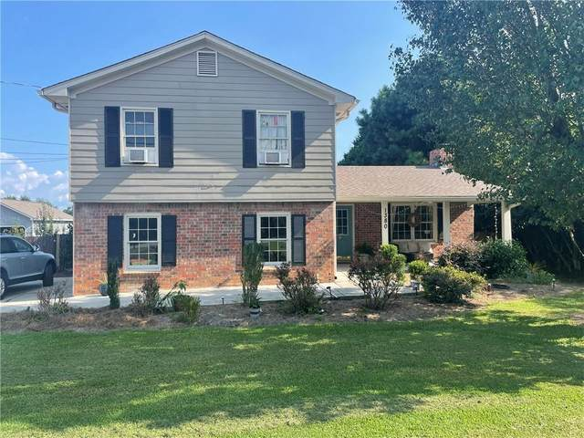 1380 Temple Johnson Road, Loganville, GA 30052 (MLS #6935252) :: North Atlanta Home Team