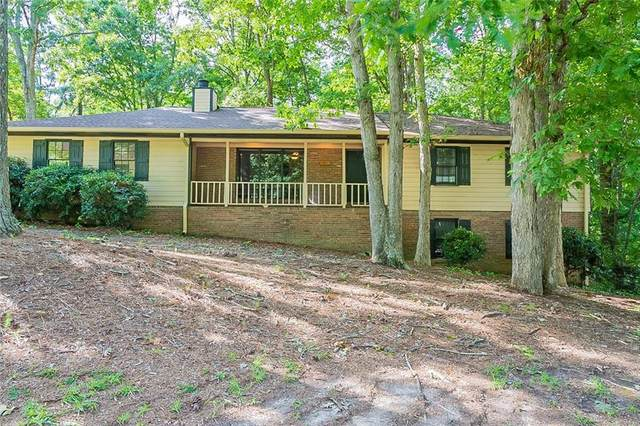 2075 Lost Forest Lane SW, Conyers, GA 30094 (MLS #6935278) :: Virtual Properties Realty