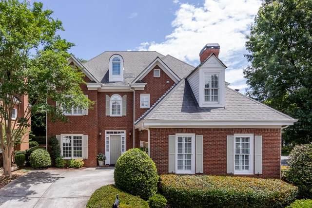 2328 Valley Brook Way NE, Brookhaven, GA 30319 (MLS #6935287) :: Good Living Real Estate