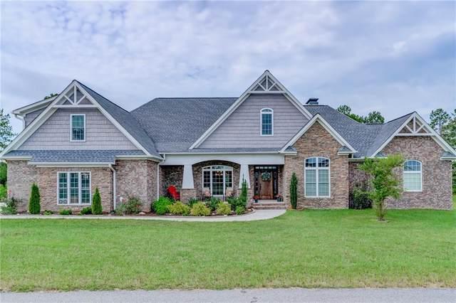 1143 Ridge Pointe Way, Blairsville, GA 30512 (MLS #6935381) :: North Atlanta Home Team