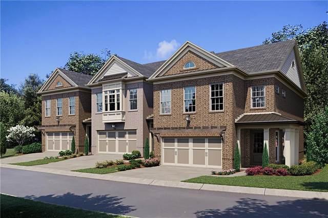 5036 Sudbrook Way N #114, Peachtree Corners, GA 30092 (MLS #6935392) :: North Atlanta Home Team