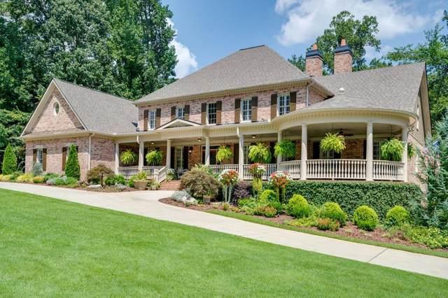 1399 Valley Reserve Drive, Kennesaw, GA 30152 (MLS #6935400) :: North Atlanta Home Team