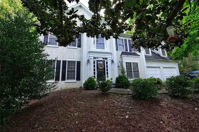 678 Braidwood Terrace NW, Acworth, GA 30101 (MLS #6935404) :: The Kroupa Team | Berkshire Hathaway HomeServices Georgia Properties