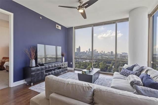 270 17th Street NW #2909, Atlanta, GA 30363 (MLS #6935406) :: Atlanta Communities Real Estate Brokerage