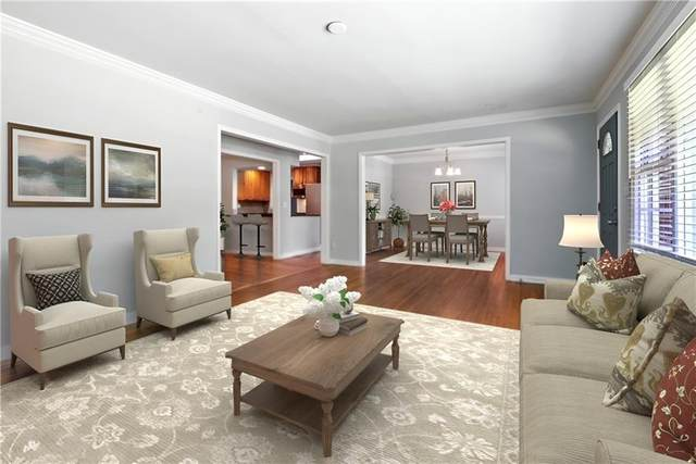 159 Cromwell Road, Atlanta, GA 30328 (MLS #6935450) :: Evolve Property Group