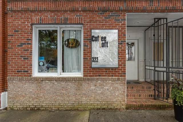 322 Peters Street SW #1, Atlanta, GA 30313 (MLS #6935457) :: Kennesaw Life Real Estate