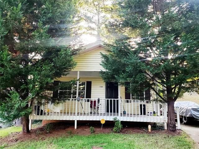 1545 Rupert Road, Decatur, GA 30032 (MLS #6935509) :: North Atlanta Home Team
