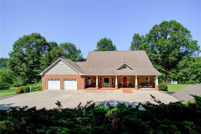 400 Hidden Cove Drive, Ball Ground, GA 30107 (MLS #6935512) :: Good Living Real Estate