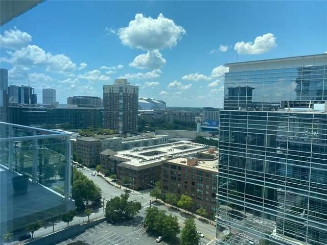 45 Ivan Allen Jr Boulevard NW #1805, Atlanta, GA 30308 (MLS #6935519) :: The Zac Team @ RE/MAX Metro Atlanta