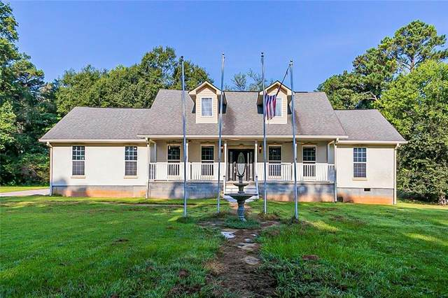 1402 W Stoneybrook Drive, Douglasville, GA 30134 (MLS #6935555) :: The Hinsons - Mike Hinson & Harriet Hinson