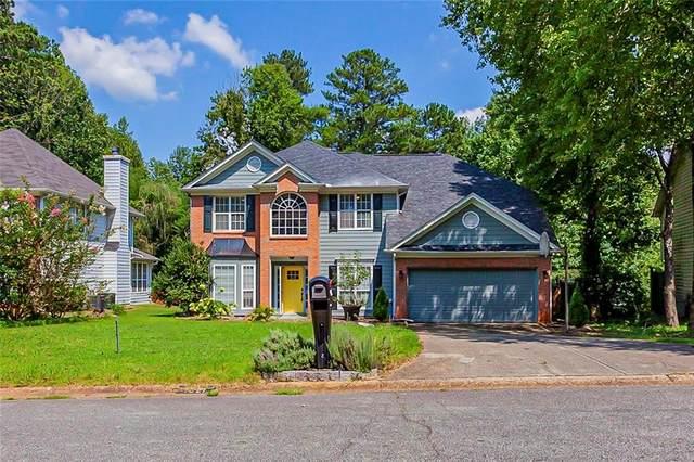 1521 Green Oak Circle, Lawrenceville, GA 30043 (MLS #6935556) :: North Atlanta Home Team