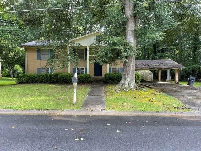 1607 Hillview Avenue, Jonesboro, GA 30236 (MLS #6935566) :: North Atlanta Home Team