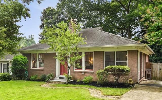 2137 Delano Drive NE, Atlanta, GA 30317 (MLS #6935567) :: Good Living Real Estate