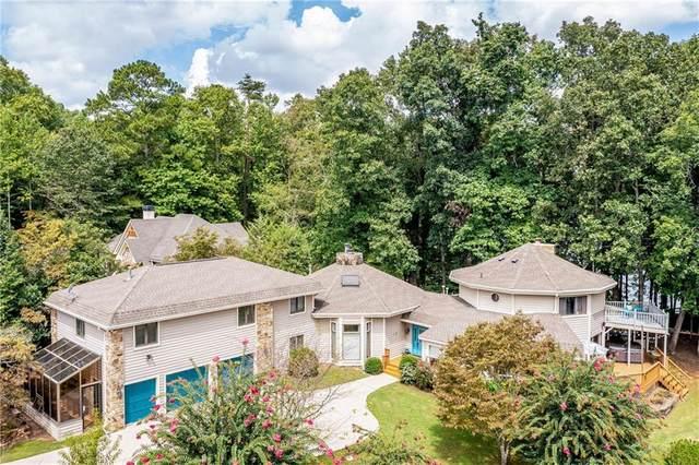 49 Dogwood Court, Dawsonville, GA 30534 (MLS #6935570) :: North Atlanta Home Team