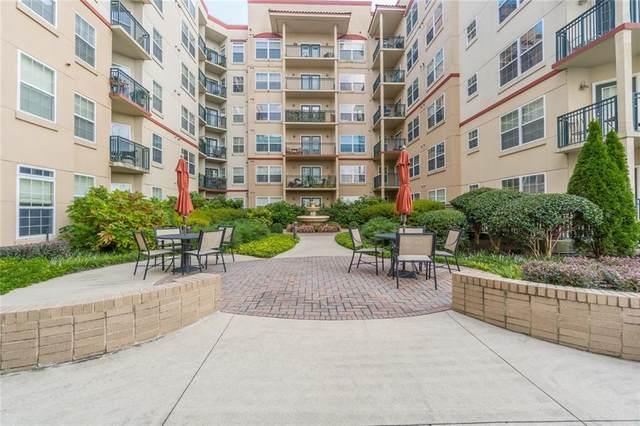 230 E Ponce De Leon Avenue #515, Decatur, GA 30030 (MLS #6935586) :: Atlanta Communities Real Estate Brokerage